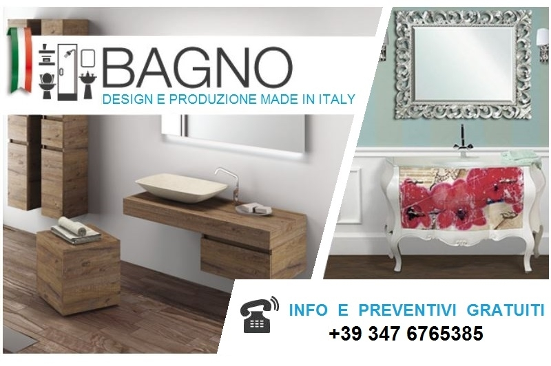 Bagno Accessori E Mobili Bologna.Arredo Bagno Mobili Per Il Bagno Bologna