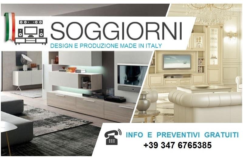 Soggiorni moderni e classici Bologna