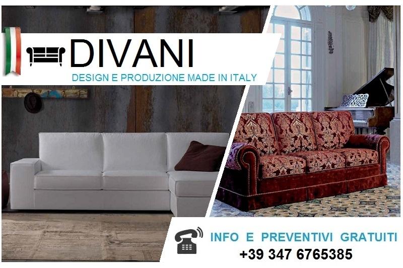 Divani e salotti made in italy a bologna for Made divani