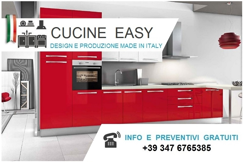 Cucine Componibili Economiche Bologna.Cucine Economiche Easy Bologna