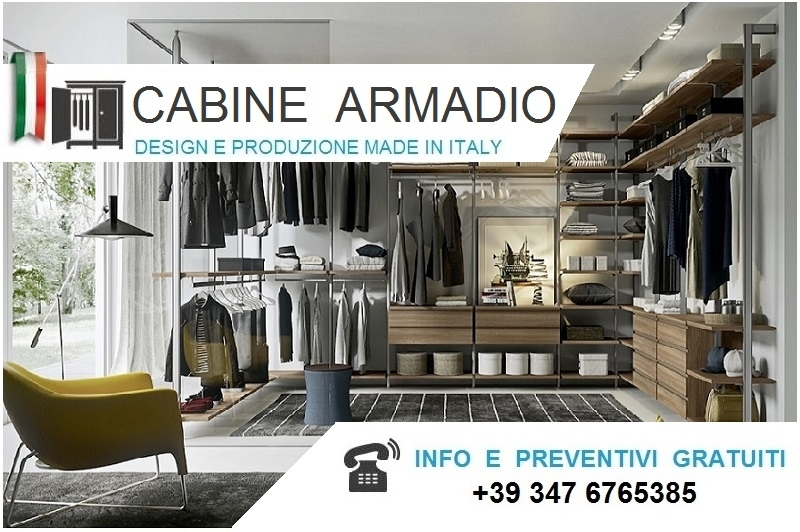 Cabine Armadio Moderne Bologna