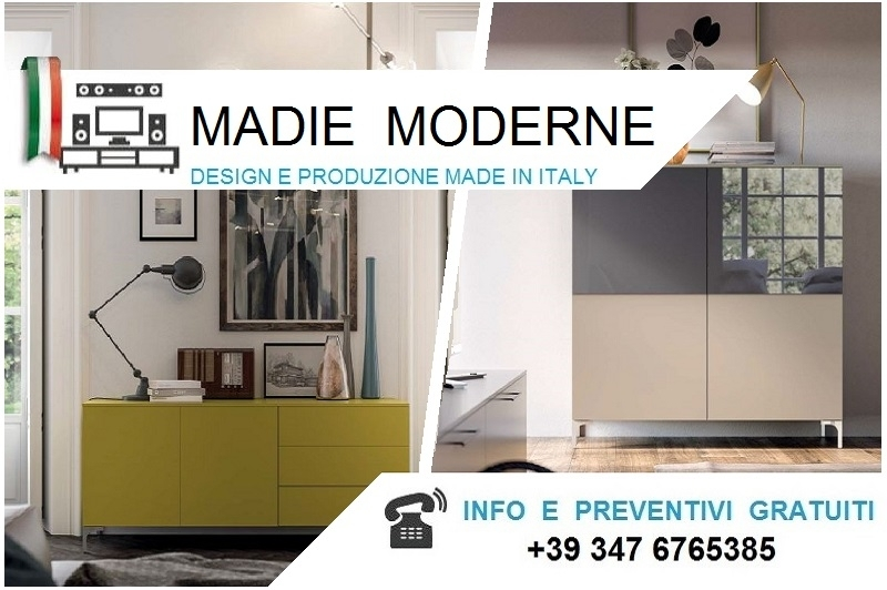 Awesome Credenze Moderne Design Photos - Lepicentre.info ...