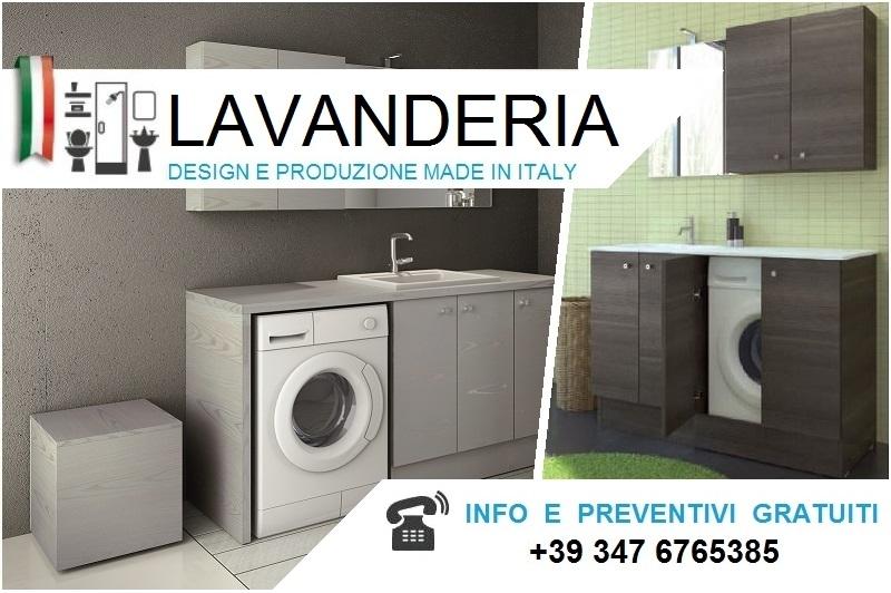 Lavanderia Bagno Di Romagna : Arredo lavanderia a bologna