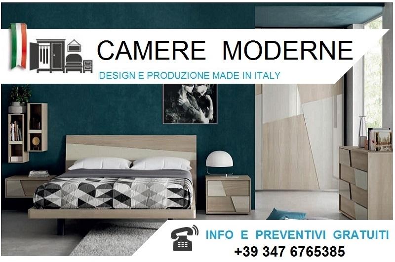 Camere moderne complete a bologna for Camere da letto hotel moderni