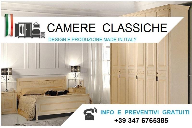 Camera Da Letto Classica Camere Complete.Camere Classiche Complete A Bologna