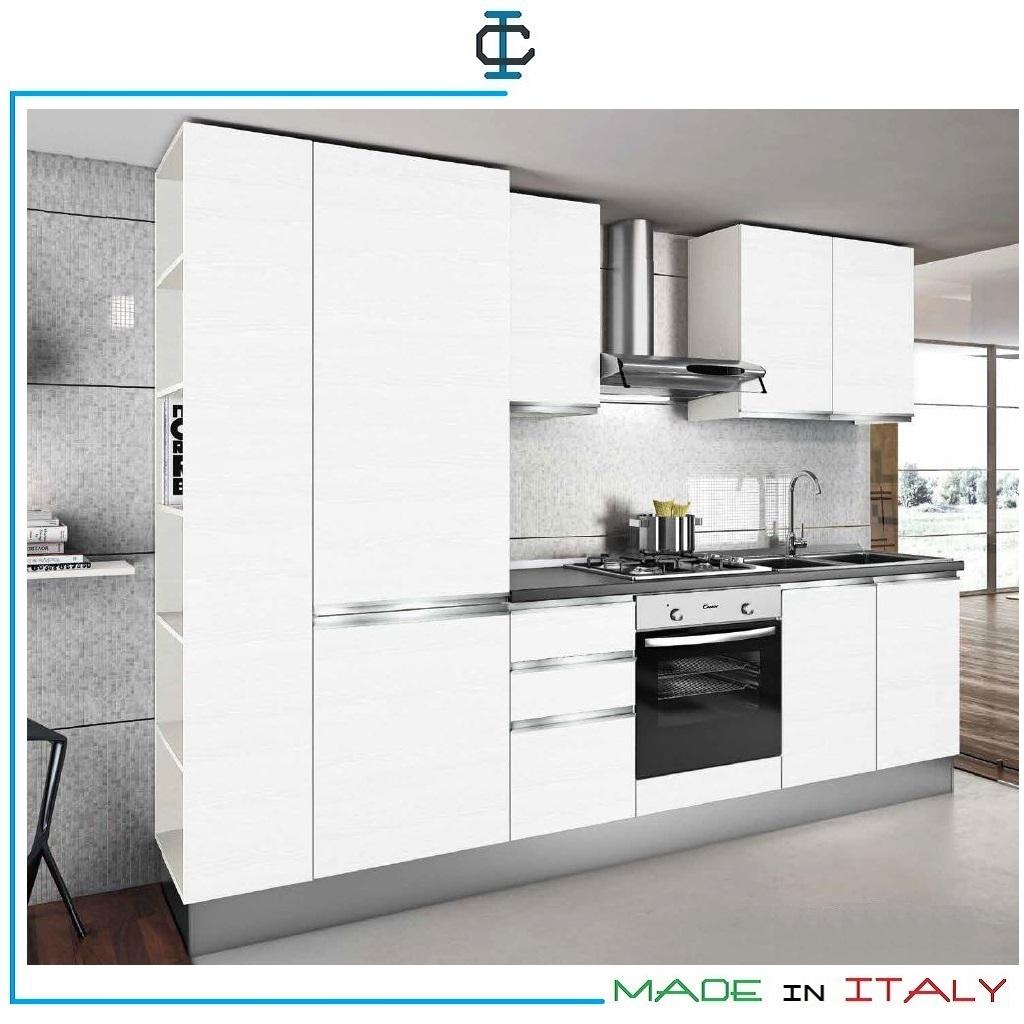 Cucine componibili online con Gola Bologna art. VAK06