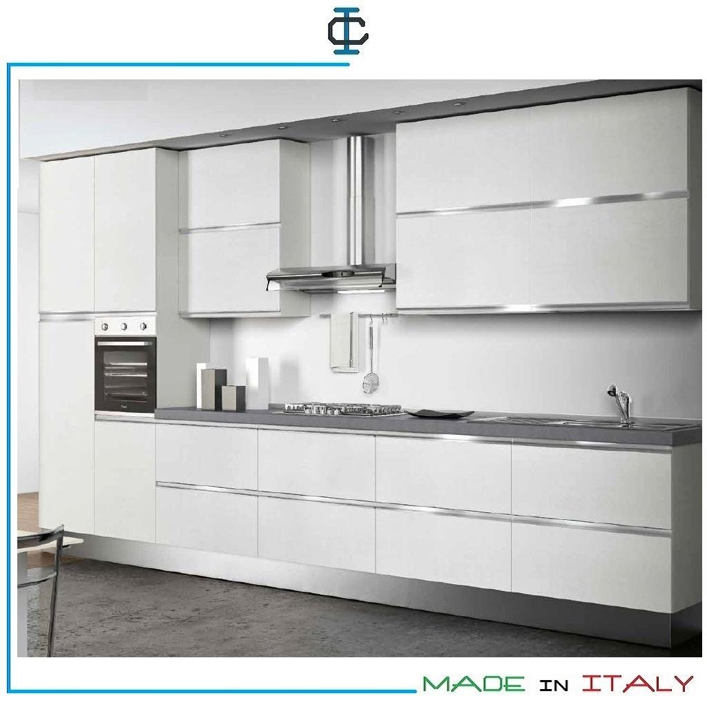 Cucine con Gola Alluminio art. VAK12