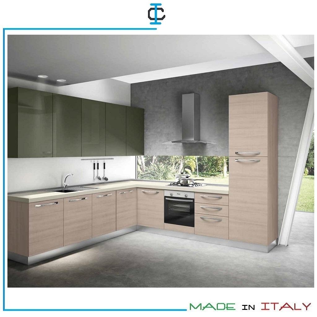 Cucine Angolari Occasioni.Cucine Angolari Occasioni Bologna Art Vak38