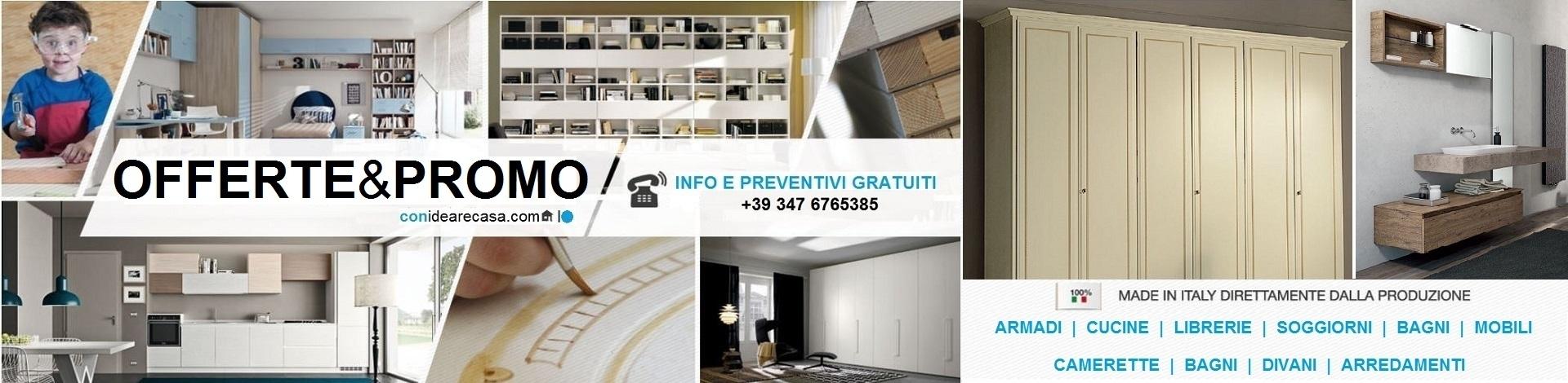 Promozioni offerte sconti idearecasa bologna for Offerte mobili bologna