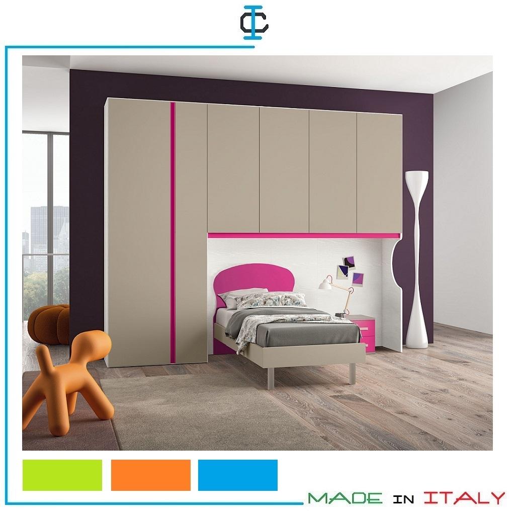 Cameretta Ponte 1 Letto art. VAG4104