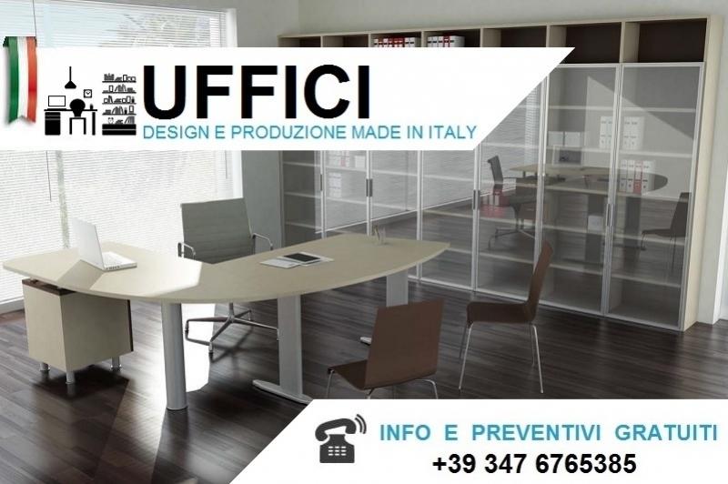 Scrivania Ufficio Su Misura : Arredo e mobili per uffici made in italy a bologna