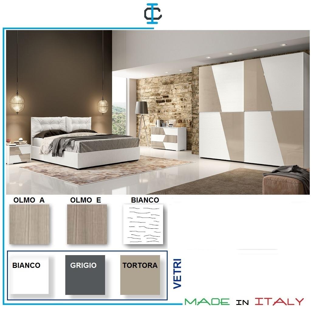 Camere da letto moderne art vamubd03 for Camere da letto moderne con letto contenitore