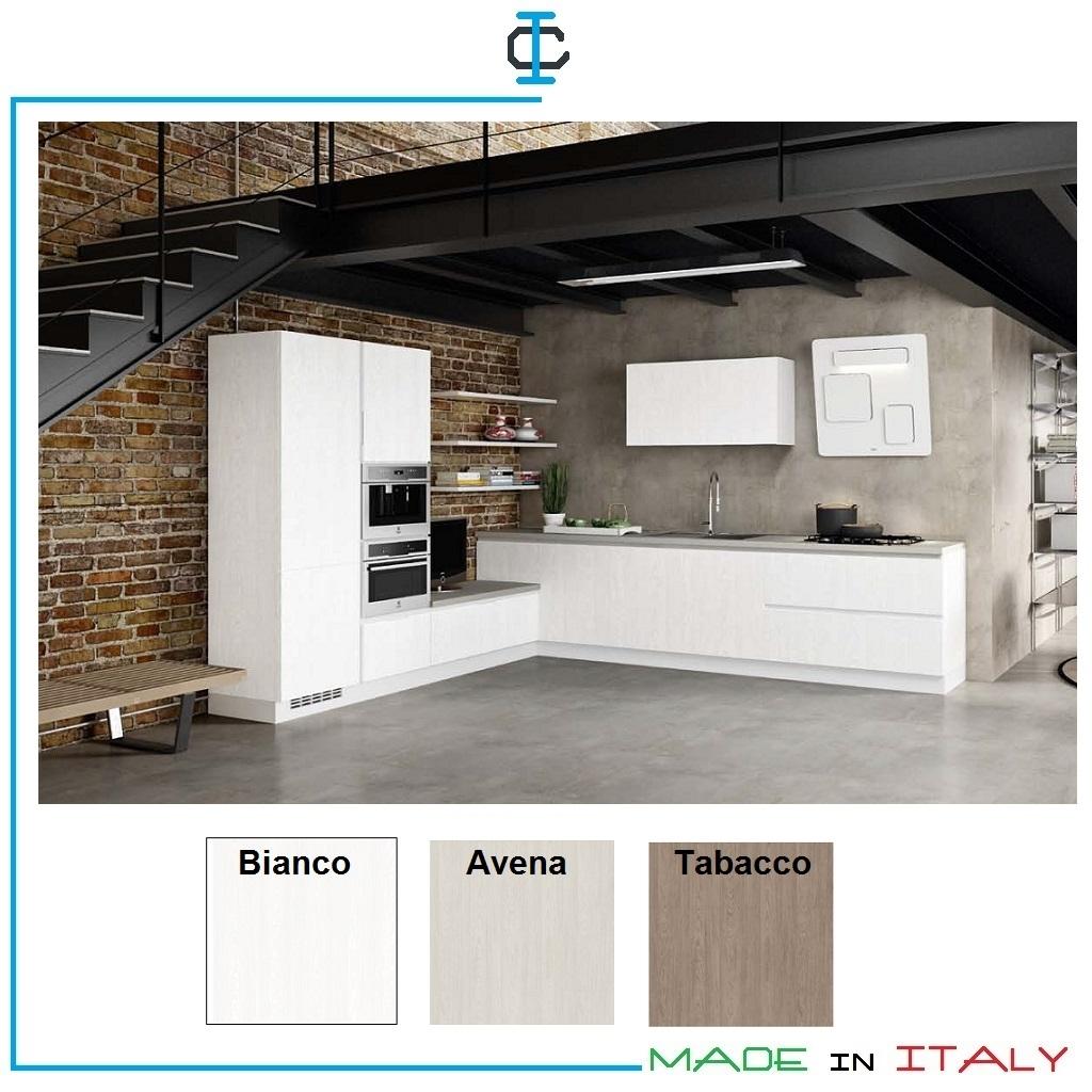 Cucine Con Angolo Cabina.Cucina Con Angolo E Porta Tv Art Esaz1