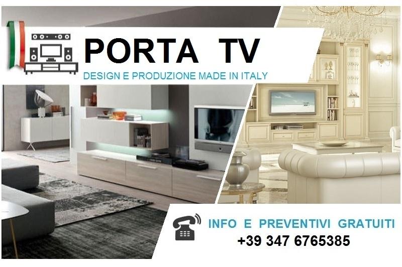 Mobili Italiani Moderni : Mobili porta tv moderni e classici a bologna