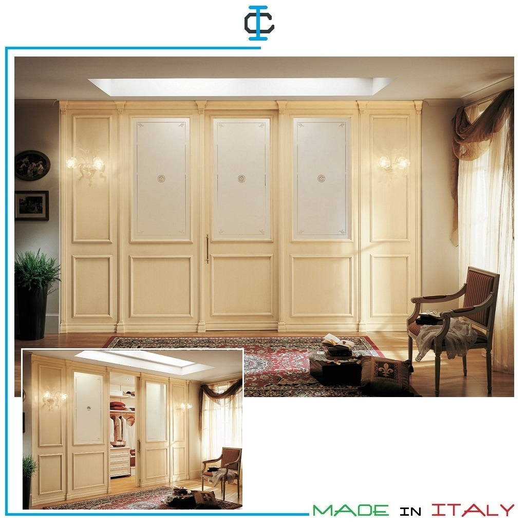 Armadio Ante Scorrevoli Altezza 290.Porte Scorrevoli Classiche Per Cabine H 290 Art Bzturp290