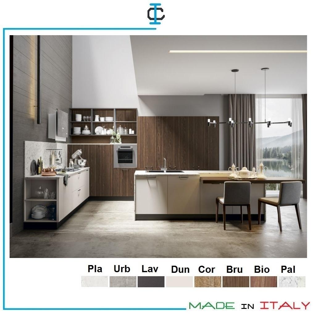 Cucine isola bologna art hogen07 for Cucine bologna
