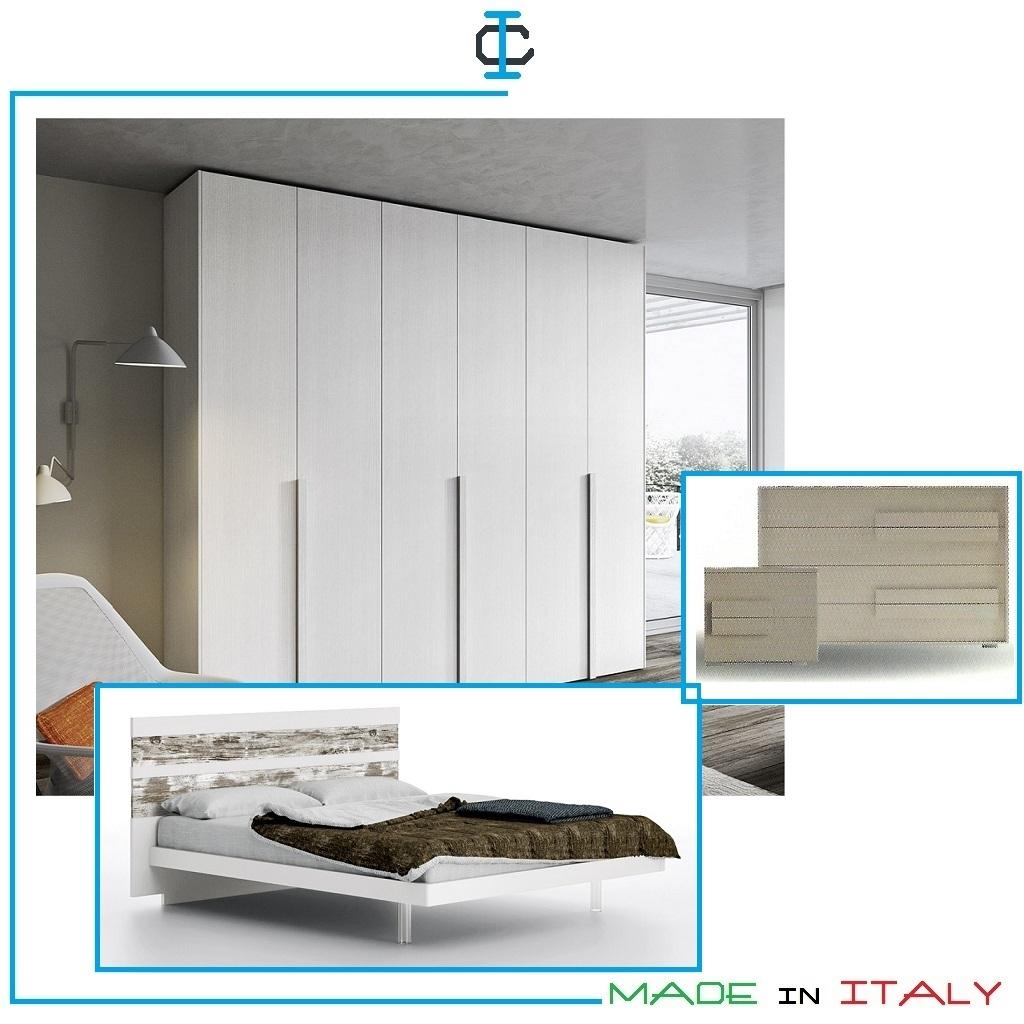 Camere da Letto Complete non Ikea art. SICAMPR1B