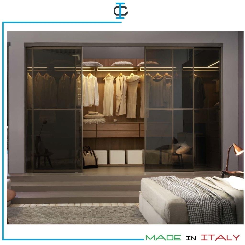Porte Scorrevoli Moderne per Cabine H.226 art. COCABP368H226