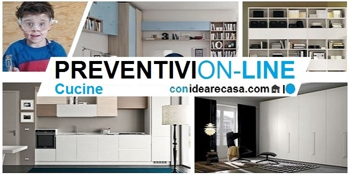 Preventivi on-line Cucine