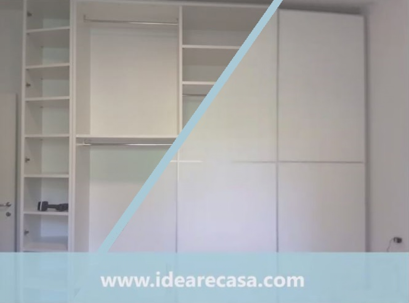 Video Armadi e Guardaroba Bologna