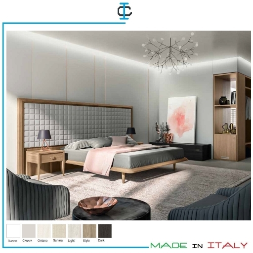 Letto Sommier mod. Hotel 5