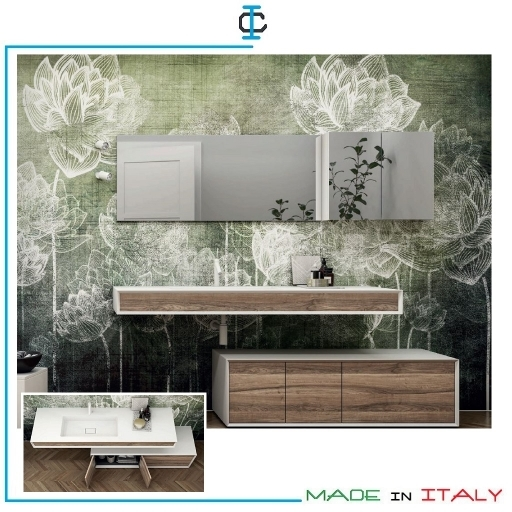 Bagno in Noce Europeo